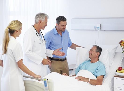 Formulaire hospitalisation