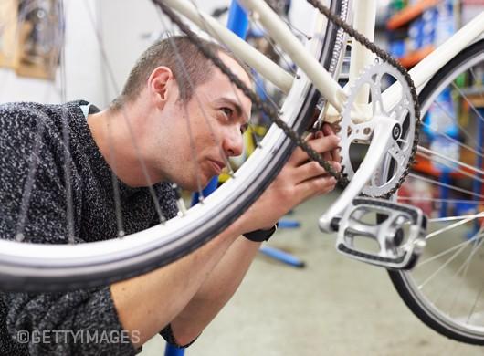 entretenir votre vélo