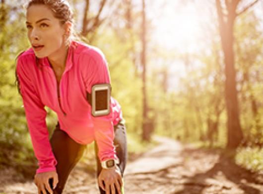 Faites votre jogging en toute sécurité !