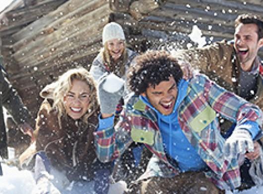 Vous partez au ski en groupe et la réservation de votre logement est au nom d'une seule personne ?