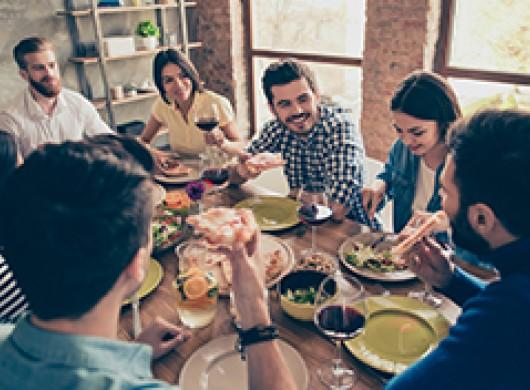 Tous vos invités ont été affectés par une intoxication alimentaire. L'un d'entre eux s'est même retrouvé à l'hôpital. Sur quelles assurances pouvez-vous compter ?