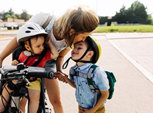 Toujours plus nombreux à vélo